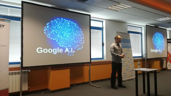 Изкуственият интелект в алгоритъма на Google (Видео)