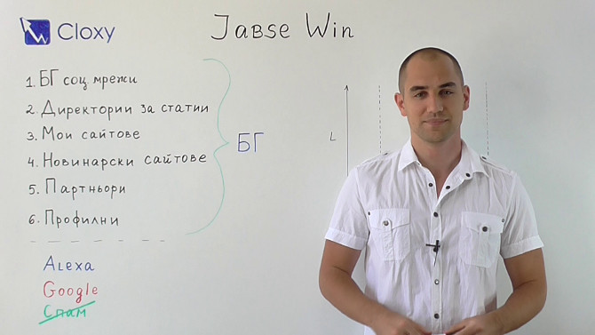 Как спечелихме SEO състезанието за Jabse? (Видео)