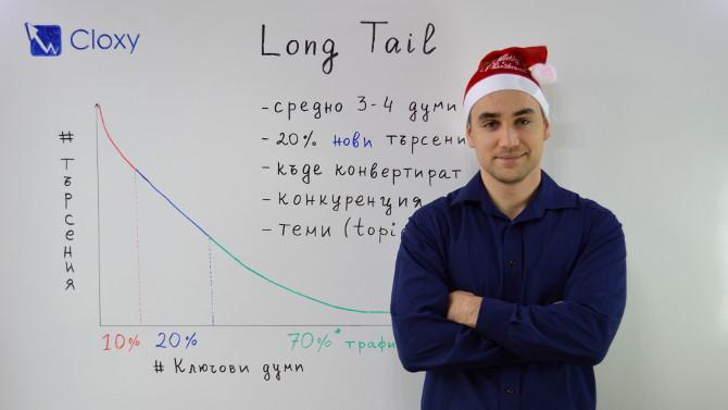 Long Tail – Дългата опашка при SEO (Видео)