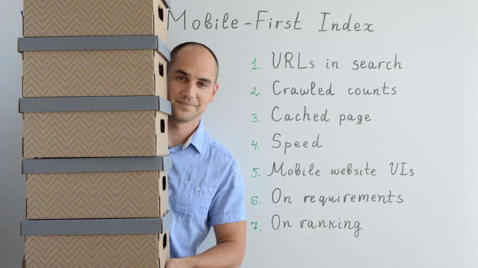 Mobile-First Index ъпдейт на Google (Видео)