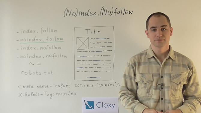 Разликата между (No)index и (No)follow (Видео)