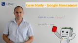Премахване на наказание от Google - Case Study