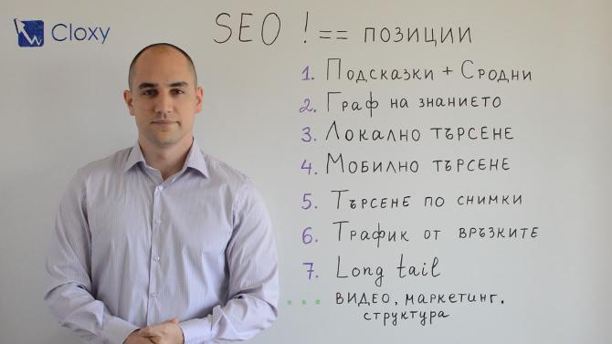 Защо оптимизацията не е само позиции в търсачките? (Видео)