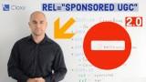 Новите релации UGC и Sponsored, които разширяват NoFollow